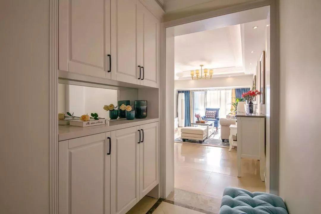 140平美式四居室,美式风和现代风的完美融合,邻居们都说好!
