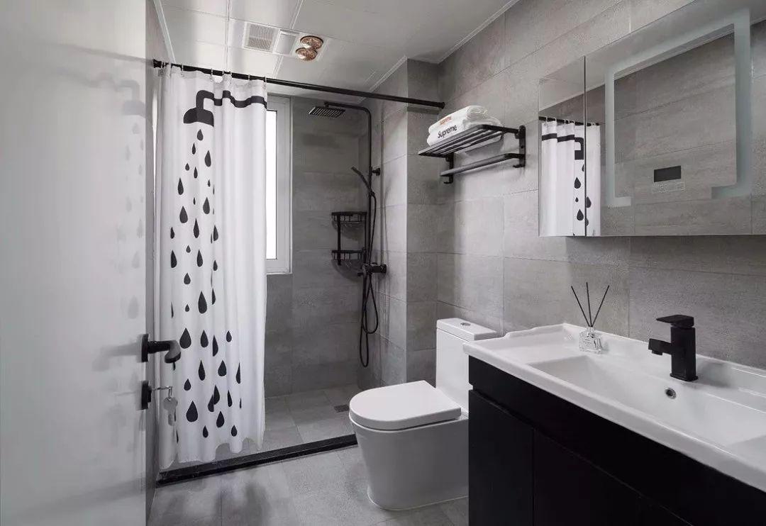 把家里衛生間設計得美一些,每天洗澡都有好心情