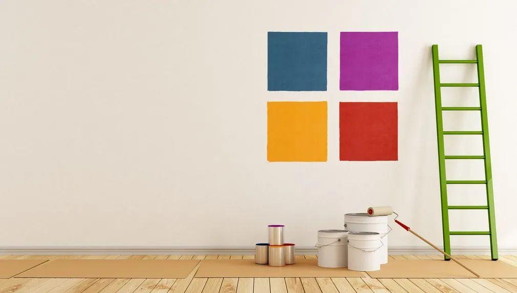 新房装修经验分享,关于墙面涂料的正确选择方式
